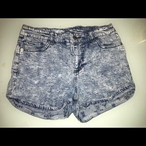 Mossimo 10 Women's jeans shorts